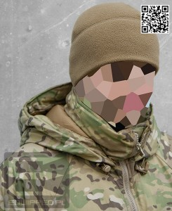WT Tactical High Loft Jacket 04 - kaptur zdjęty