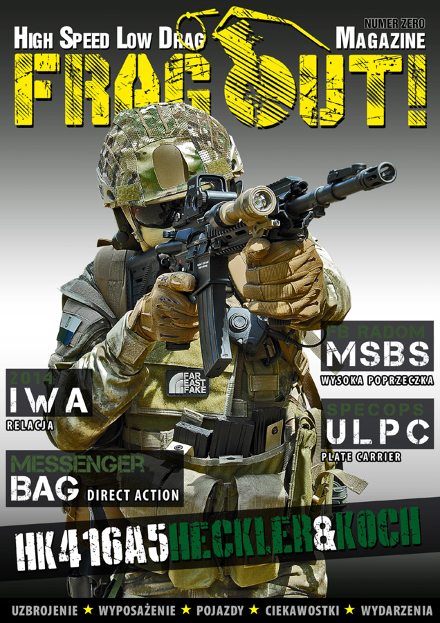Frag Out!