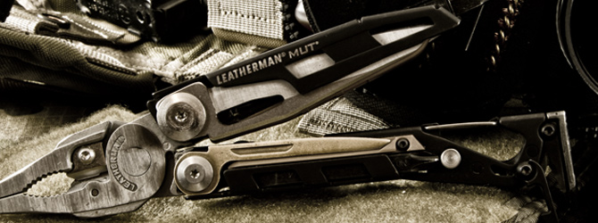 Leatherman MUT 18
