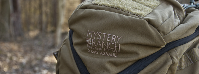 Mystery Ranch 3Day Assault Pack BVS thumb