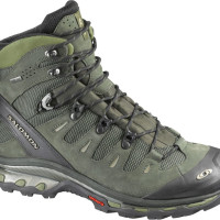 Salomon Quest 4D Gore-tex Olive 01
