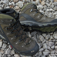 Salomon Quest 4D Gore-tex Olive 02