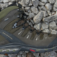 Salomon Quest 4D Gore-tex Olive 03