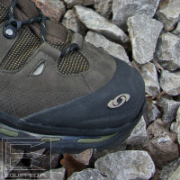Salomon Quest 4D Gore-tex Olive 07