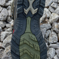 Salomon Quest 4D Gore-tex Olive 09
