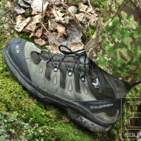 Salomon Quest 4D Gore-tex Olive 13 (Fot: Agnieszka Szwed)