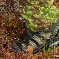 Salomon Quest 4D Gore-tex Olive 14 (Fot: Agnieszka Szwed)