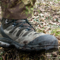 Salomon Quest 4D Gore-tex Olive 15